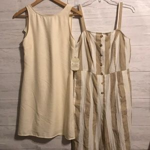 Altard state dress and long romper
